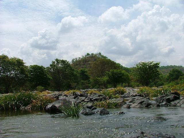 Река в Западните Гхати
